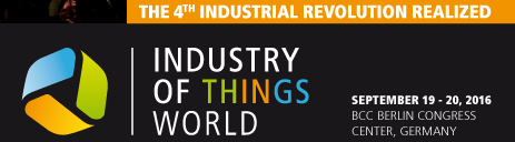 Teslonix at Industry of Things World 2016!