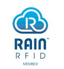 Rain logo member