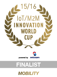 IoT SmartKick™ Finalist at IoT/M2M World Cup